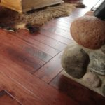 Skip Sawn Hickory Wood Flooring