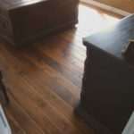 Skip Sawn Walnut Wood Floors