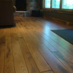 Skip Sawn White Oak Floors