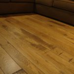 Skip Sawn White Oak Hardwood Floor