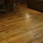 Skip Sawn White Oak Wide Plank Flooring