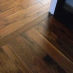Walnut Planks with French Bleed Edges