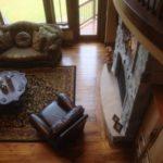 Walnut Wide Plank Flooring