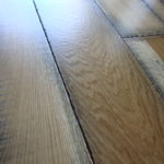 White Oak Flooring with a French Bleed and Face Tint