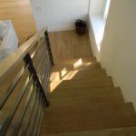 White Oak Stairway