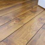 White Pine Pre-Distressed Wide Plank Flooring