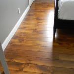 White Pine Wide Plank Flooring with Quirk Gap