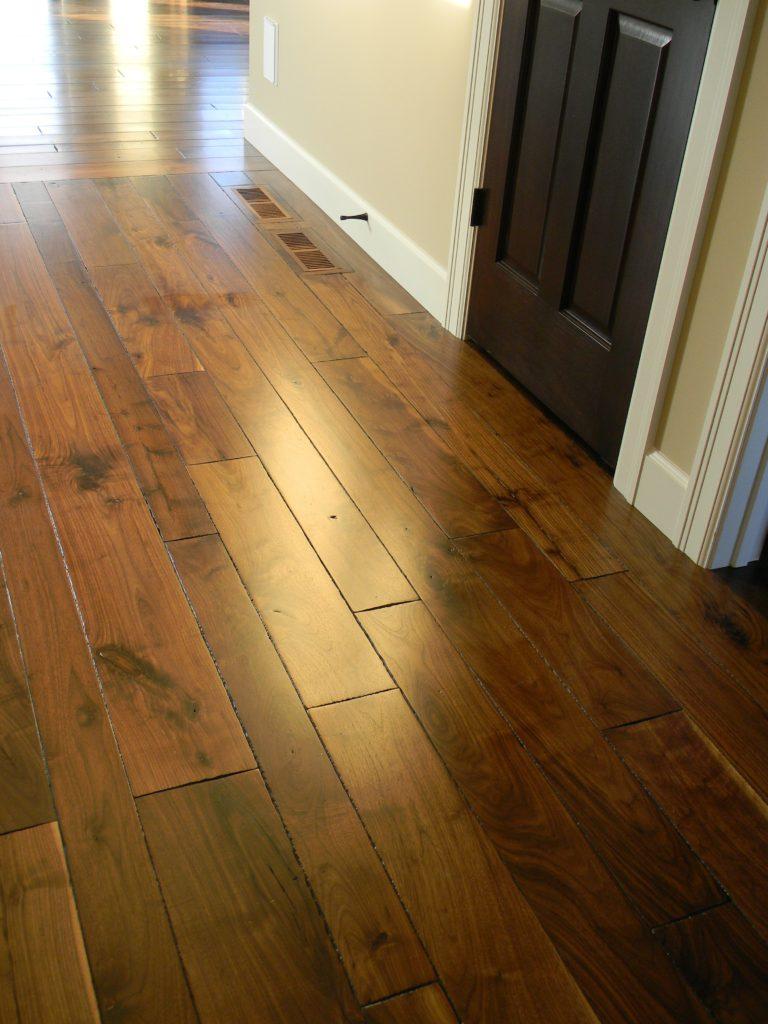 Walnut Flooring Balsam Wide Plank
