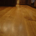 Wide Plank Quarter Sawn White Oak Flooring