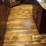 Wide Width Character Skip Sawn Pine Floors