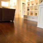 Wide Width Quarter Sawn White Oak Flooring