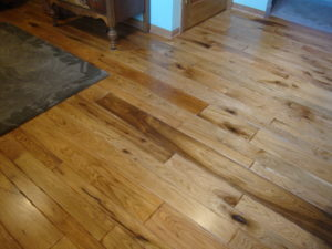 Wormy Butternut Flooring